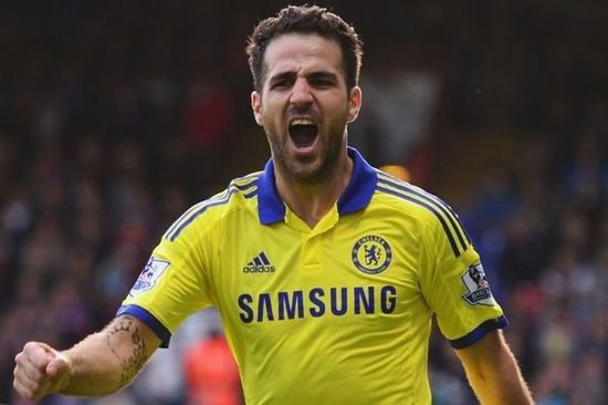 CESC Fabregas on the ranks of the new wide-mouth praise