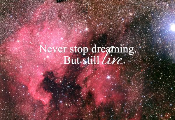 On se raccroche à nos rêves