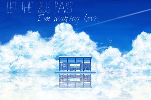 Même en attendant le bus, vous ne serez pas tranquilles.
