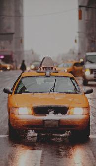 « Plus un caillou a roulé, plus il est poli. Les chauffeurs de taxi, c'est le contraire. »Régis Hauser