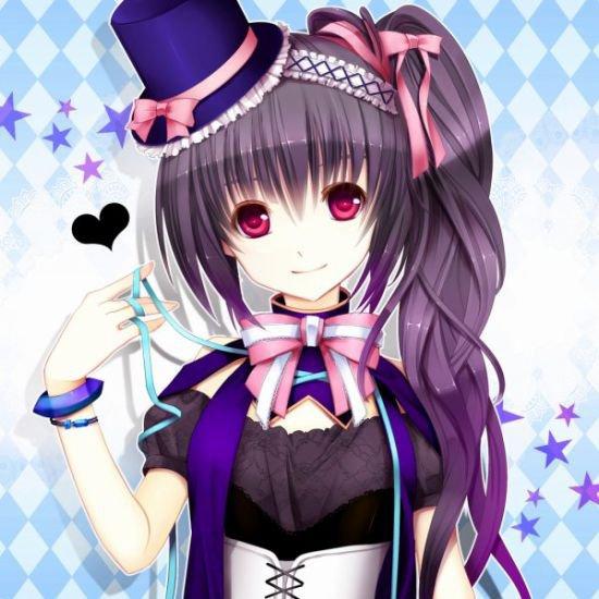 It's me !! Hachi !!
