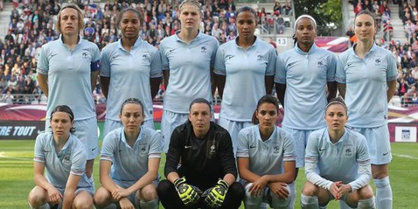 equipe de france féminine de foot