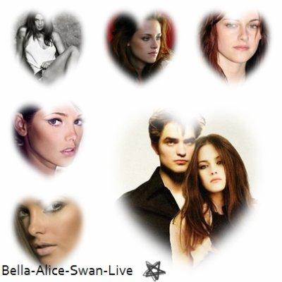 Pour Bella-Alice-Swan-Live