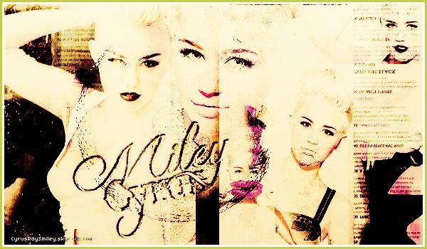 . Découvre la chanteuse et actrice Miley Cyrus sur Mil-Ray-Cyrus.