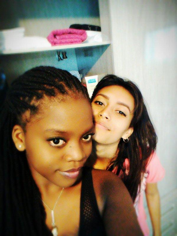 ma meille amie et moi
