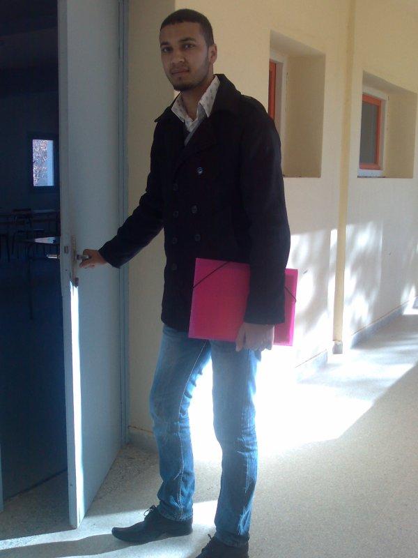 oujda class university