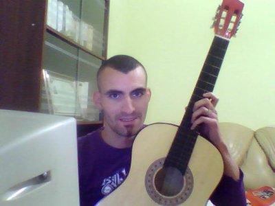 ma guitare