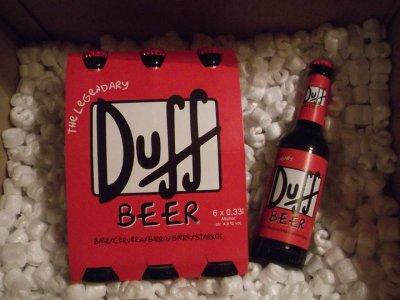 Pack Bieres DUFF