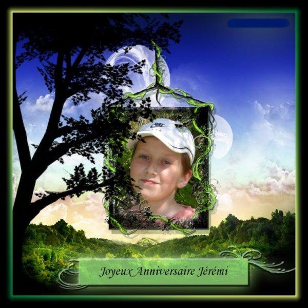 JOYEUX ANNIVERSAIRE JEREMI