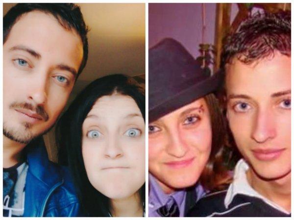 13ans séparent ces deux photos
