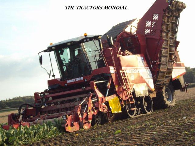 THE TRACTORS MONDIAL