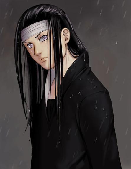 Chapitre 3 : L'arrivé d'un nouveau prince : Neji Hyuuga.