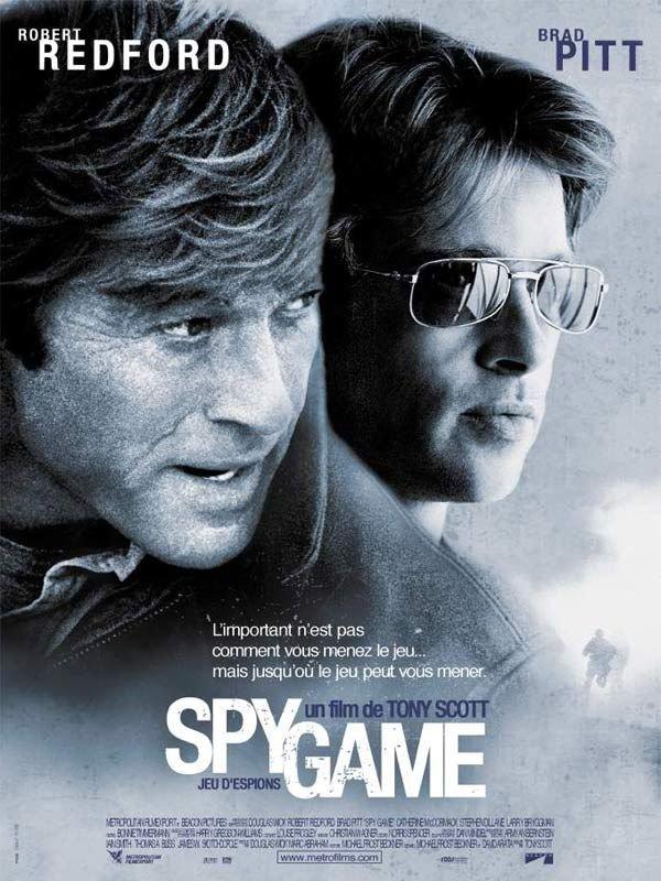 Spy Game.