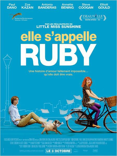 Elle s'appelle Ruby.