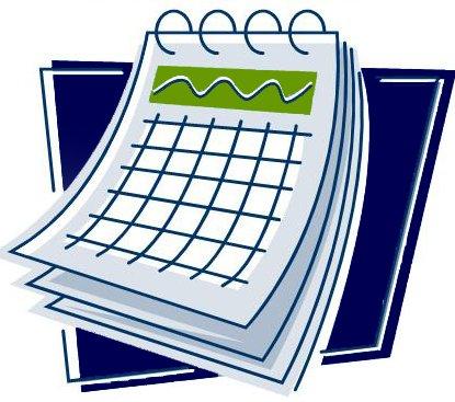 Calendrier des marches et festivités 2011.