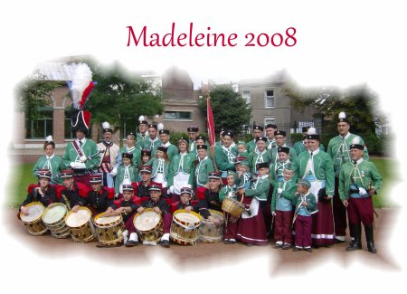 Madeleine 2008. (composition)