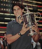 Le tennis mon sport preferé!