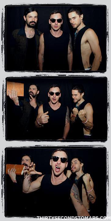 Thirty Seconds to Mars ♥