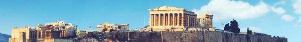 NEXT STEP: Athènes / Santorin