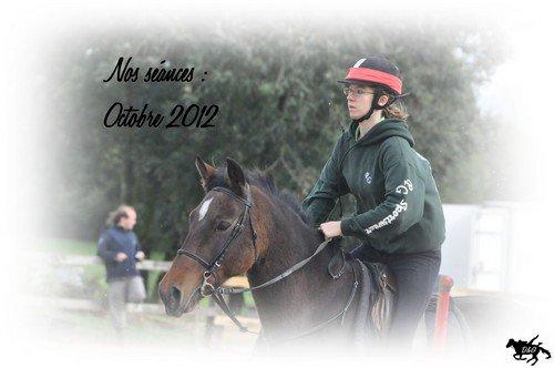 Nos séances : octobre 2012