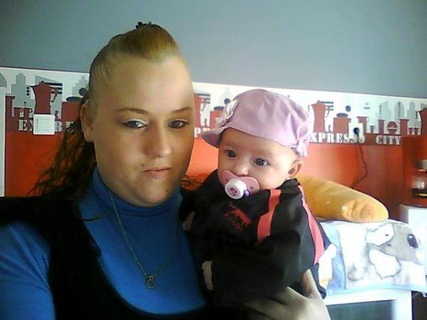 Moi et ma nounouche