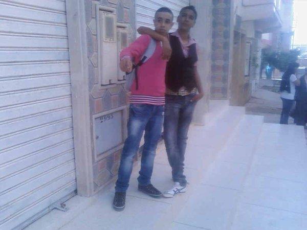 moi et AbDoU