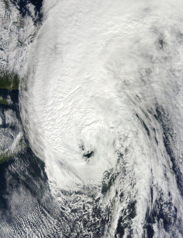 Igor un cyclone exeptionnel