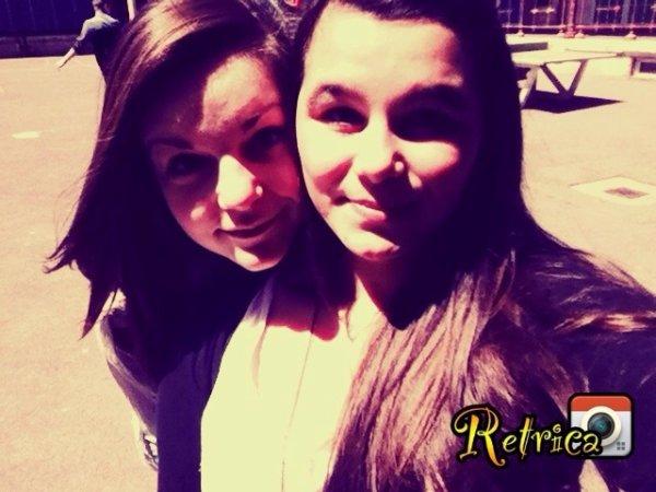 Ma meilleure amie. ♥♥