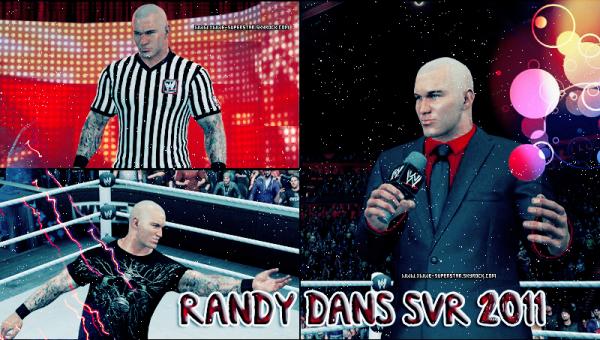 Randy Dans SmackDown VS Raw 2011