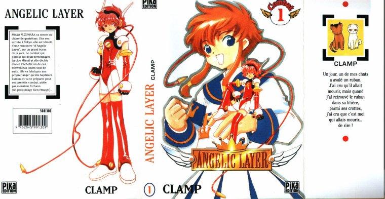 Angelic Layer/Kidou Tenshi Angelic Layer/Mobile Angel Angelic Layer
