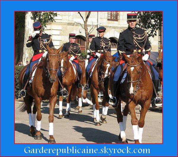 Blog de garderepublicaine la garde r publicaine - Portes ouvertes garde republicaine ...