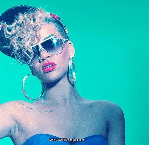 la fabuleuse Rihanna