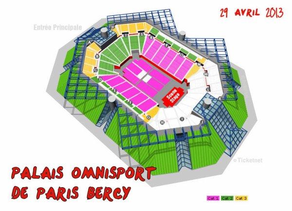 29 avril 2013 - PARIS BERCY
