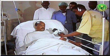 Reconstitution des faits sur les tirs dont a été victime le président Abdel Aziz
