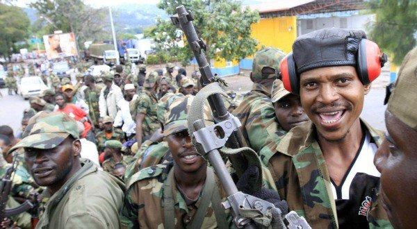 RDC:les Congolais traumatisés par la prise de Goma.