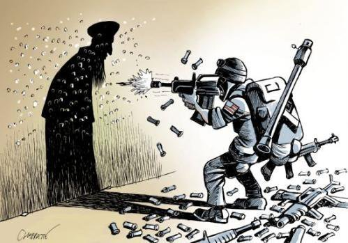 Stopper la conquête arabo-berbère ...