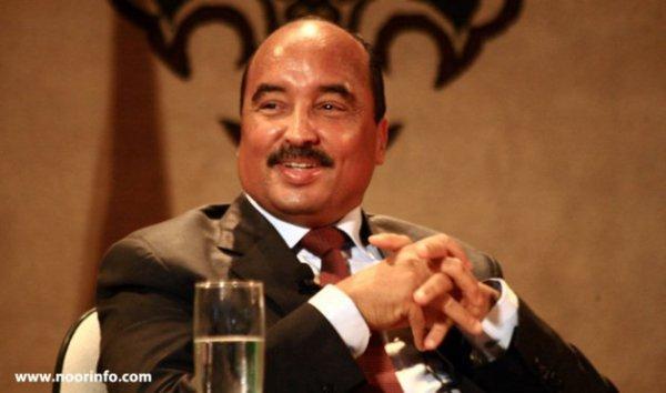 L'exception Mohamed Ould Abdel Aziz