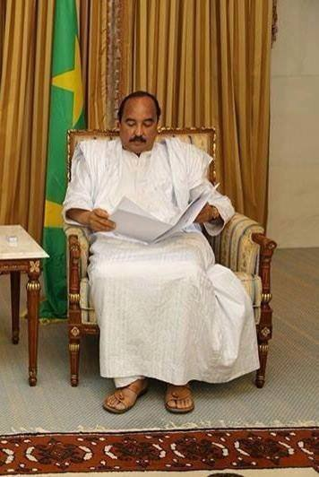 L'exception Mohamed Ould Abdel Aziz