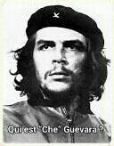 """ERNESTO """"CHE"""" GUEVARA : UN EXEMPLE POUR LES COMMUNISTES RÉVOLUTIONNAIRES ?"""