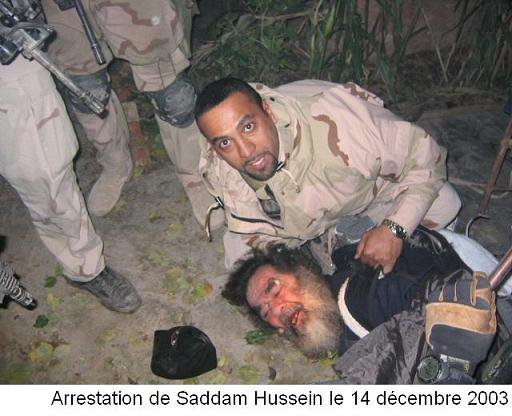 L'ancien dictateur Saddam Hussein a été exécuté ce 30 décembre 2006