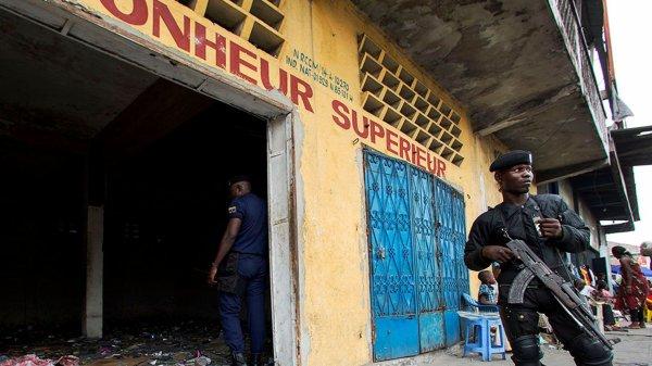 RDC CONGO, LE GÉANT MALADE.