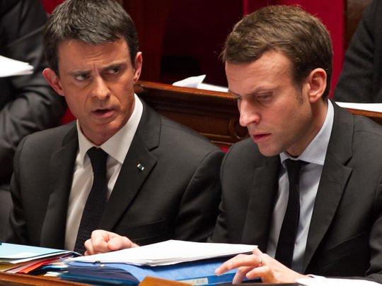 «FRANZAISES ET FRANZAIS : MOI, EMMANUEL MACRON, CANDIDAT À LA PRÉZIDENCE VOICI MON PROGRAMME.»
