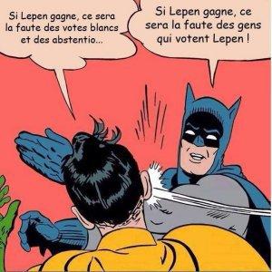 LE PEN vs MACRON