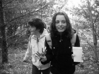 Aline & Amandine