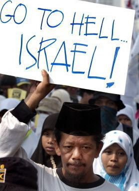 GO TO HELL ISRAEL !!! : (