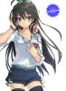 Présentation de Moi pour la fiction de FanFiction-Tsubaki