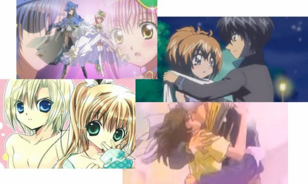 Mes Couples d'Anime~Manga