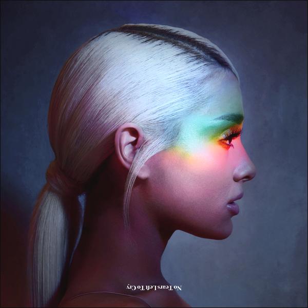 Découvrez la pochette du single « No Tears Left to Cry » d'Ariana Grande !
