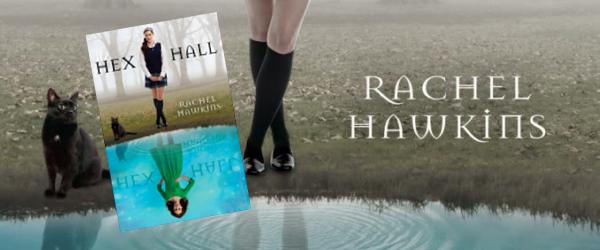 Hex Hall tome 1 de Rachel Hawkins