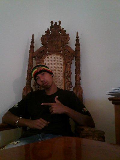 le fauteuille de roi